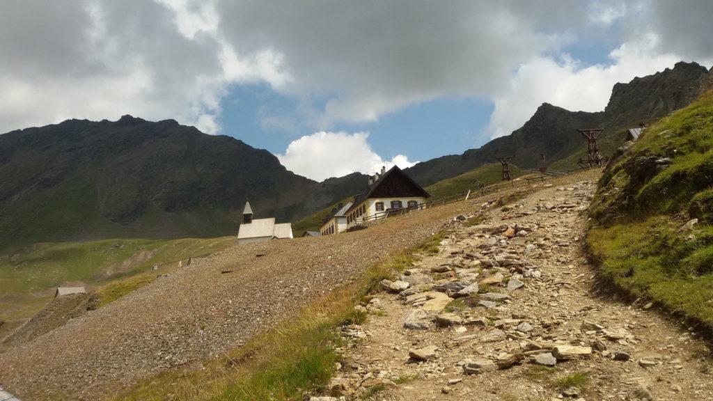 Erlebnisbergwerk Schneeberg in Passeiertal